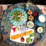 خوراک جوجه کباب