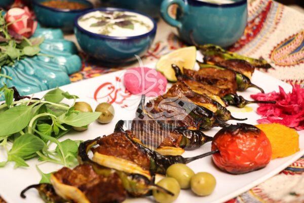 خوراک قفقازی