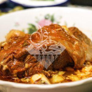 خوراک گوشت گوسفندی
