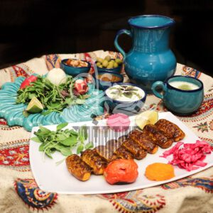خوراک یونانی